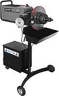 KraftWell KRW802D Станок для проточки тормозных дисков легковых автомобилей со снятием и без