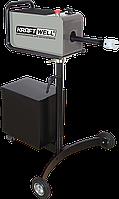 KraftWell KRW802 Станок для проточки тормозных дисков легковых автомобилей без снятия