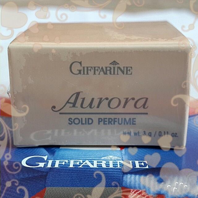 Духи с феромонами Aurora (Giffarine)