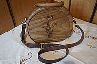Деревянная сумка
