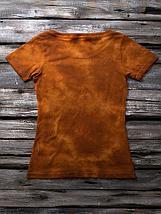 """""""Лисята"""" Женская футболка варенка с 3D принтом, фото 2"""