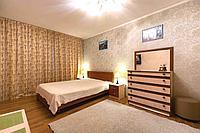 1 комнатная квартира на ул. Гоголя, уг. ул. Наурызбай батыра, посуточно