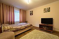 1 комнатная квартира в центре на ул. Желтоксан, уг. ул. Гоголя, посуточно
