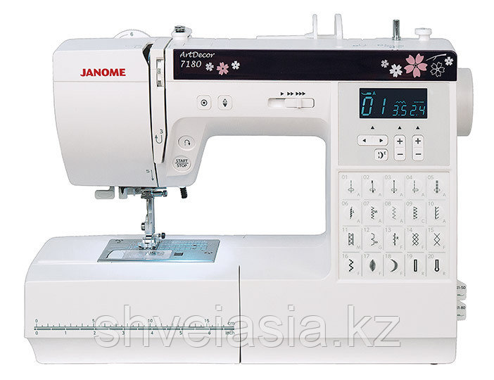 JANOME ARTDECOR 7180