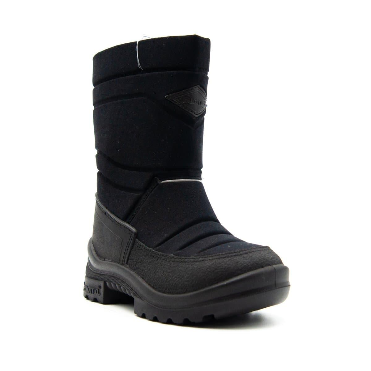 Обувь взрослая Kuoma Putkivarsi Black