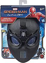 Маска черная «Человек-паук» Hasbro