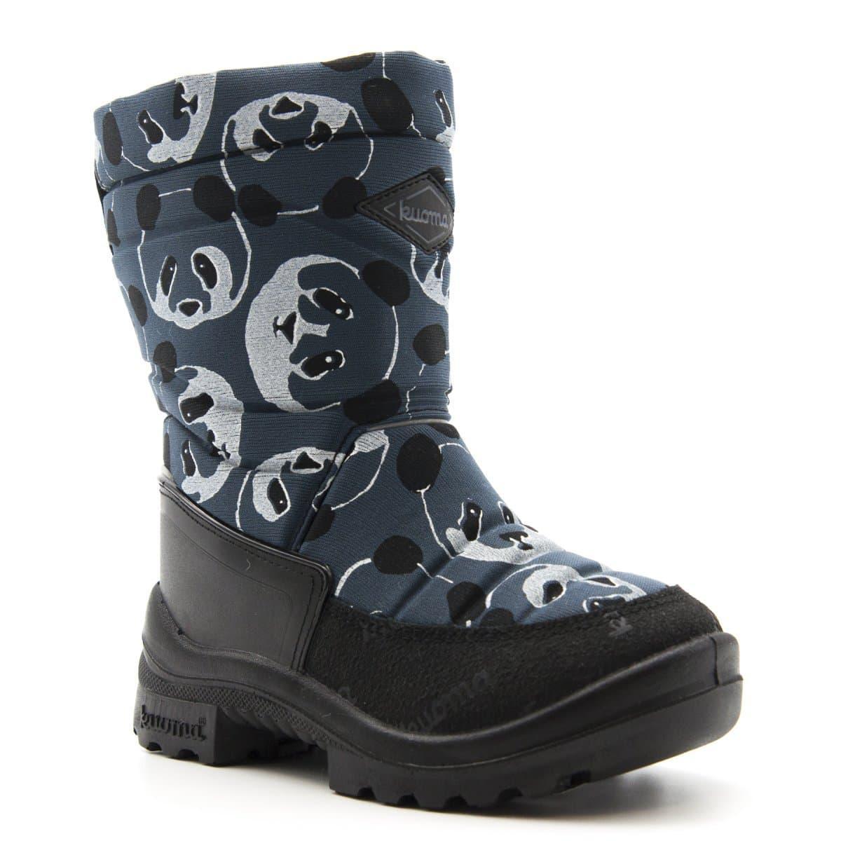 Обувь детская Putkivarsi, Grey Panda
