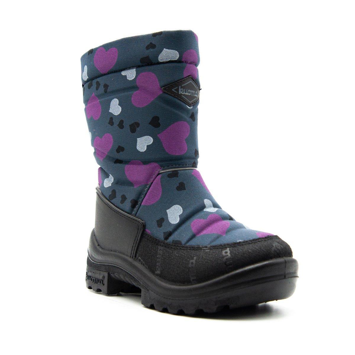 Обувь детская Putkivarsi, Grey Winter Heart