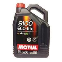 Моторное масло, MOTUL 8100 Eco-lite, 5W-30, 4 литр.
