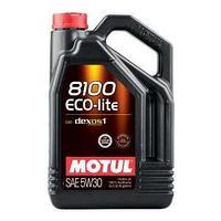 Моторное масло, MOTUL 8100 Eco-lite, 5W-30, 5 литр.