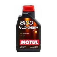 Моторное масло, MOTUL 8100 X-clean + , 5W-30 new, 1 литр.
