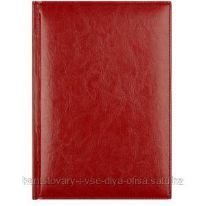 Ежедневник недатированный Lamark Birmingham A5 красный