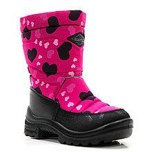 Обувь детская Putkivarsi, Pink Winter Heart - 34