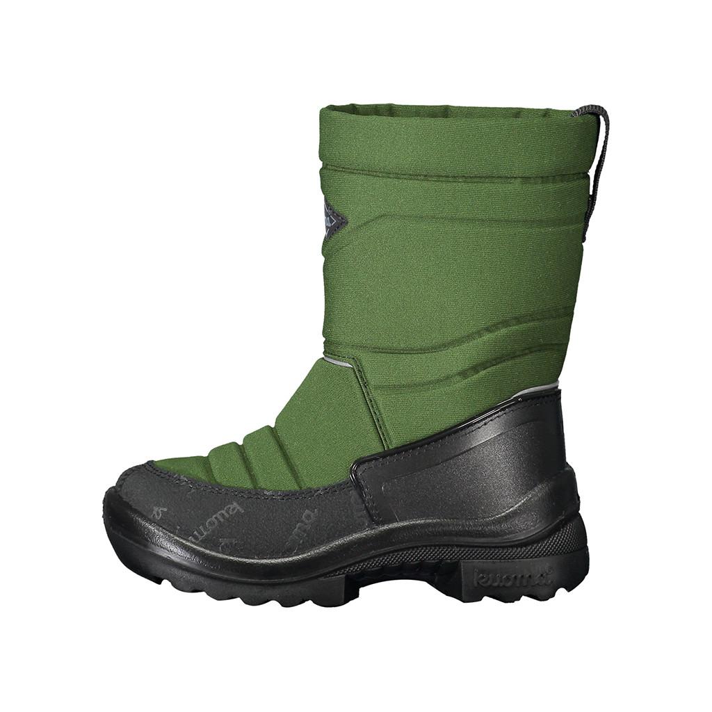 Обувь детская Putkivarsi, Forest Green