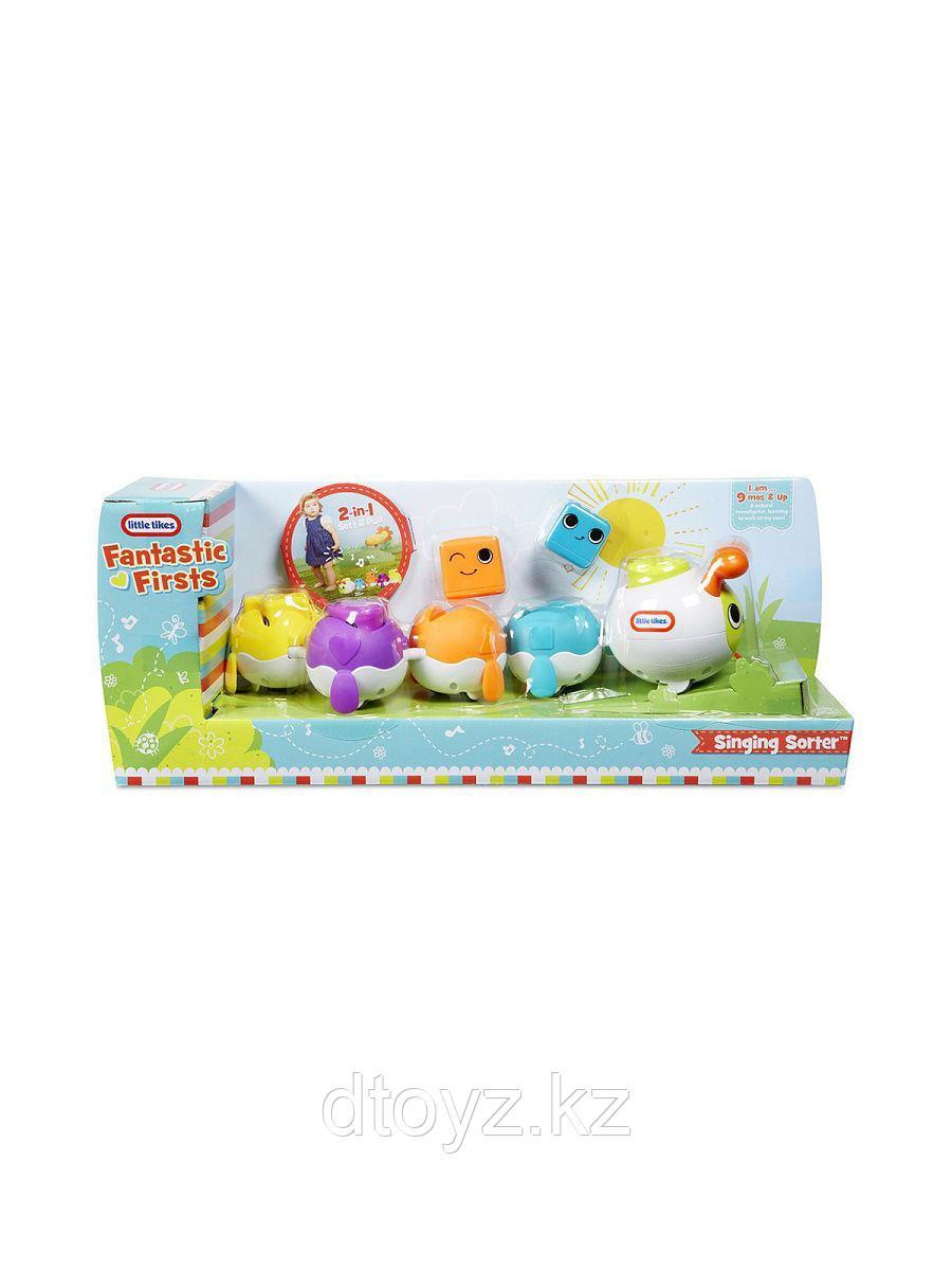 Игрушка для малышей Поющий сортер Little Tikes