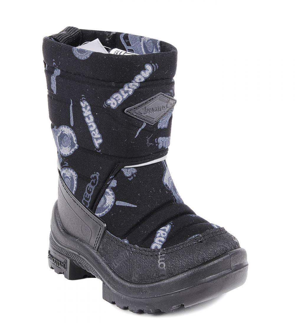 Обувь детская Kuoma Tarravarsi, Black Monster