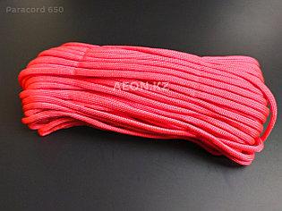 Паракорд 650 красный