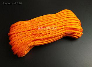 Паракорд 650 оранжевый
