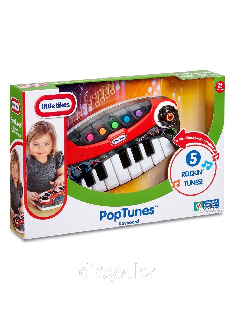 Little Tikes Синтезатор Веселые мелодии
