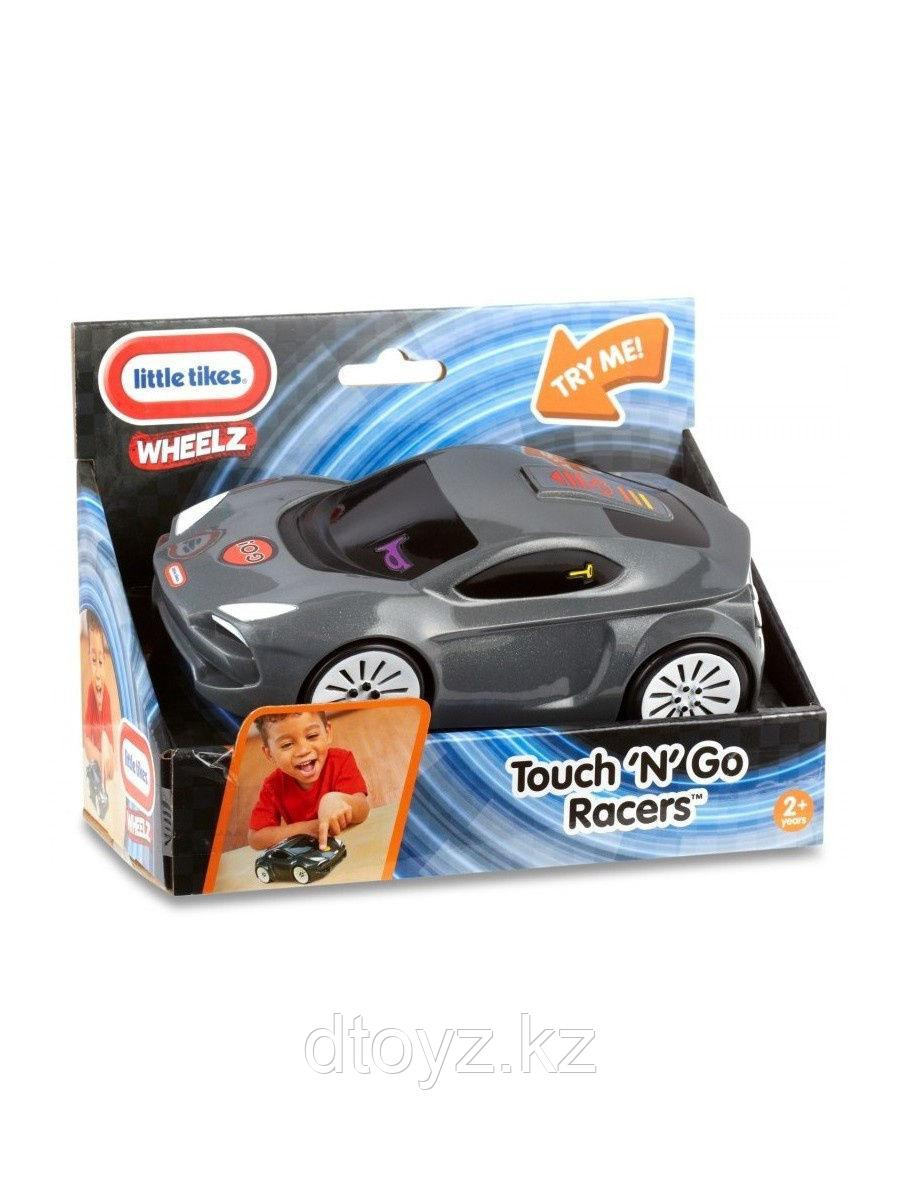 Машинка Little Tikes Спортивная серая машина