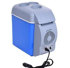 Автохолодильник от прикуривателя с функцией нагрева, фото 2