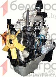 Д243-91М Двигатель МТЗ-80, МТЗ-82 81 л.с.,со стартером, с комплектом ЗИП, ТНВД MOTORPAL, ММЗ