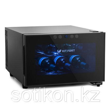 Винный шкаф Kitfort KT-2403, фото 2