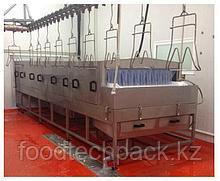Машина для охлаждения субпродуктов (теплообменник не  включен в цену)