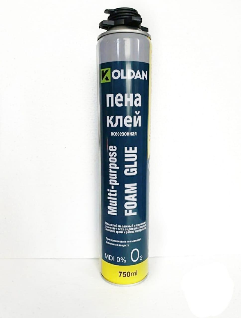 Пена клей всесезонная KOLDAN (750ml)