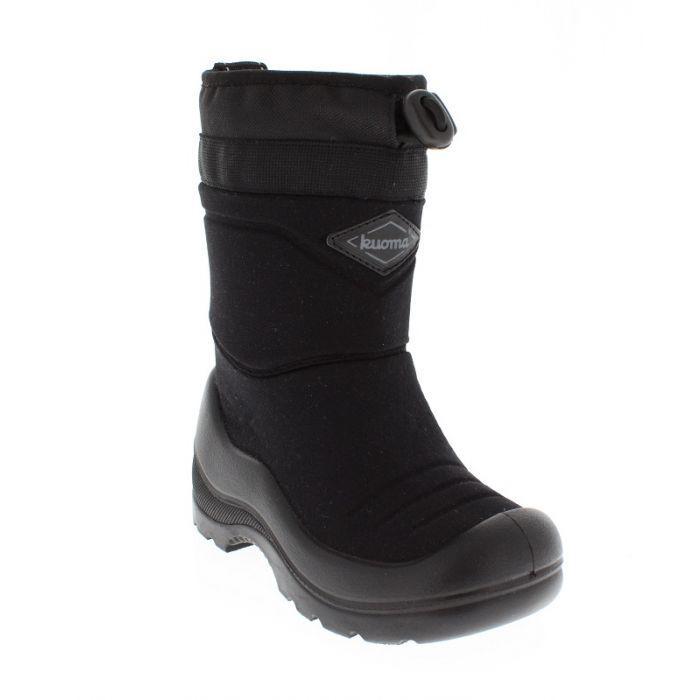 Обувь детская Kuoma Snow snowlock, Black