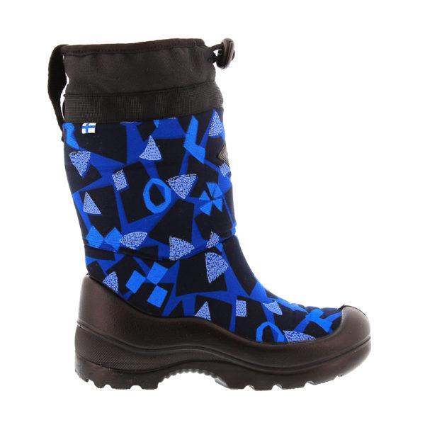 Обувь детская Snow snowlock, Sky Blue Flow - 35
