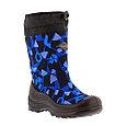 Обувь детская Snow snowlock, Sky Blue Flow - 35, фото 3
