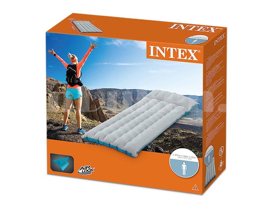 Надувной матрас Intex 67997 (67х184х17 см) - фото 2