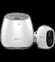 Wi-Fi Автономная Камера Видеонаблюдения WLB B1 (CS-WLB-B1-EUP)