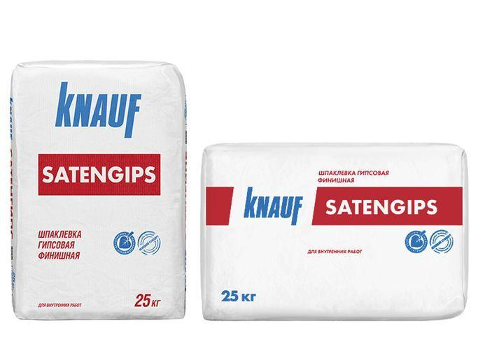 Кнауф - Сатенгипс 25 кг
