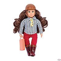 Кукла (15 см) наездница Тиган LORI