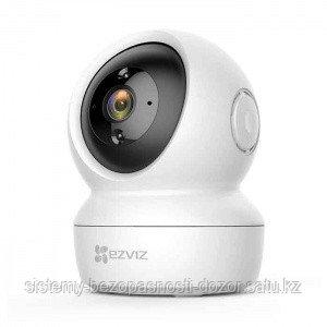 Wi-Fi Поворотная Камера Видеонаблюдения C6N (CS-C6N-A0-1C2WFR)