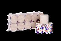 """Макулатурная туалетная бумага """"Фиалка"""" без втулки, фото 1"""