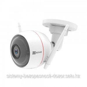 Wi-Fi Уличная Цилиндрическая Камера Видеонаблюдения C3WN (CS-CV310-A0-1C2WFR)
