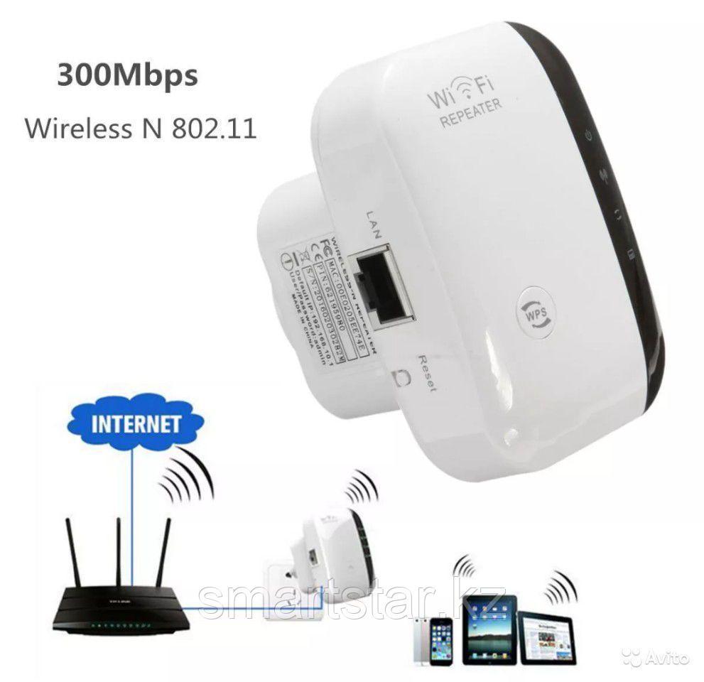 Усилитель/Повторитель Wi-Fi сигнала Wireless-N Wifi Repeater