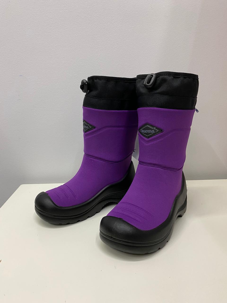 Обувь детская Snow snowlock, Amethyst