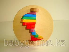 """Тактильно-развивающая игрушка """"Трещотка"""", фото 2"""