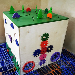 "Развивающий кубик ""Бизикуб"", фото 2"