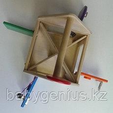 Домик с дверцами и замочками, фото 3