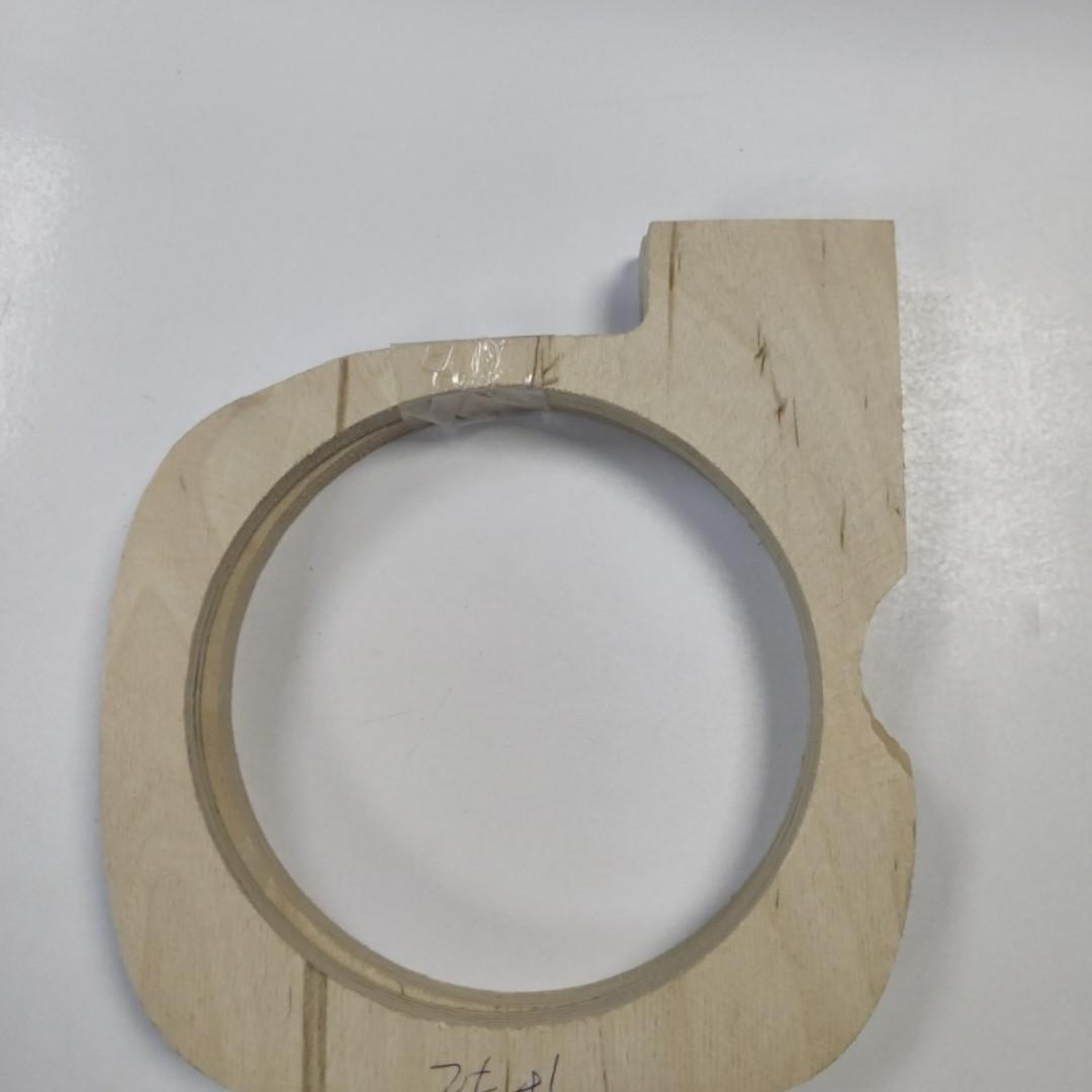 Кольца для Priora 16,5 см фанера