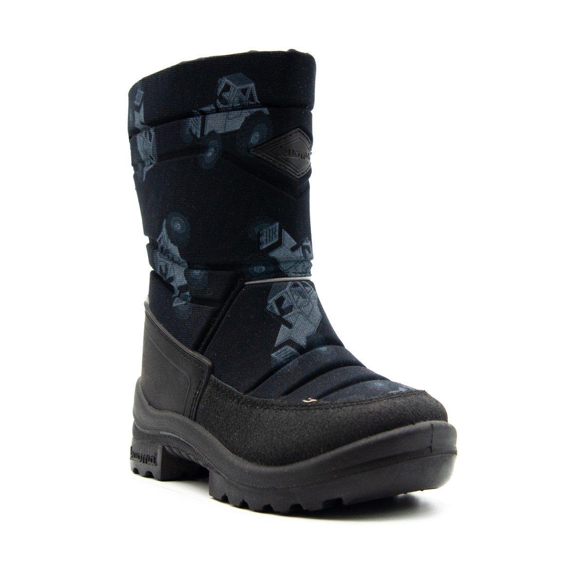 Обувь детская Kuoma Putkivarsi wool, Black Monster - 24