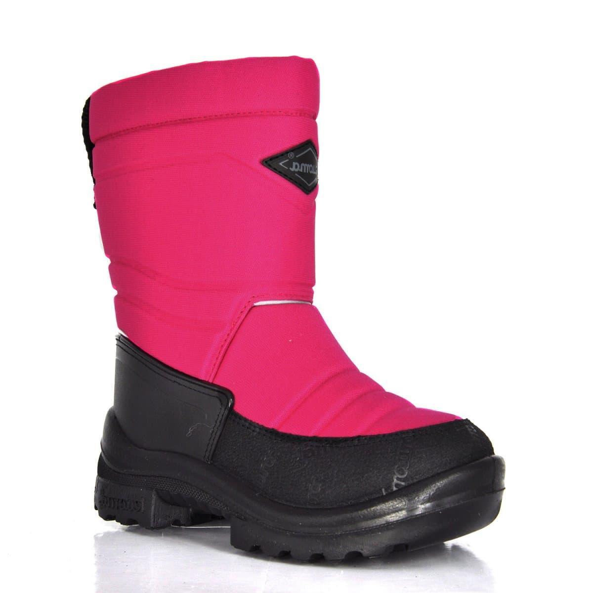 Обувь детская Putkivarsi wool, Pink - 25