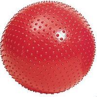 Гимнастический мяч массажный (75см Фитбол)