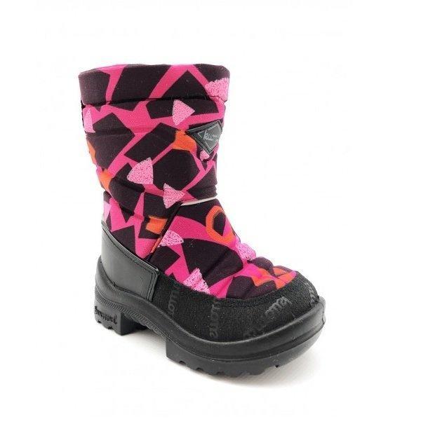 Обувь детская Putkivarsi wool, Pink Flow