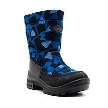 Обувь детская Putkivarsi wool, Sky Blue Flow - 26